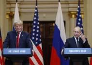 미 정보기관 대신 푸틴 편든 트럼프, 의회 '내각 사퇴 요구' 역풍