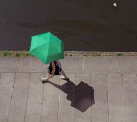[style this week]남자도 양산을 써야하는 이유, '이것' 때문