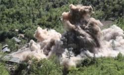 김정은, 핵 폐기 검증 없는 '셀프 비핵화' 모델 추구