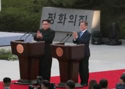 """종전선언 '양보의 딜레마'..""""핵 폐기 로드맵 합의 후"""",""""비핵화 추동 위해 먼저"""""""