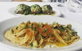 [심식당] 한우·딱새우·큰송이버섯 등 한국 식재료 이용하는 이탈리안 맛집