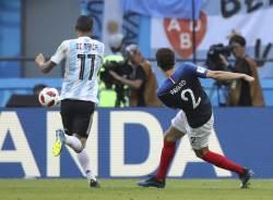 '16강전 골' 프랑스 파바르, 러시아 월드컵 '최고의 골' 선정