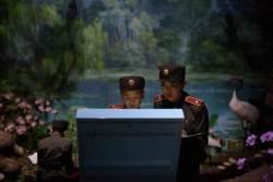 [서소문사진관] 외신이 본 북한판 귀족학교, 만경대혁명학원