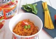 [맛있는 도전] 꼬들꼬들 면발과 토마토소스의 조화 … 정통 스파게티를 5분 만에 뚝딱