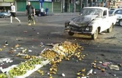 "<!HS>시리아<!HE>서 자살폭탄 등으로 200명 이상 사망…IS ""우리가 했다"""