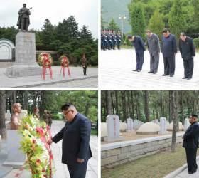 [서소문사진관]정전협정 기념해 대규모 <!HS>열병식<!HE>하던 북한, 이번에는?