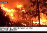 [서소문사진관]지구촌 곳곳에 '화염 회오리' 몰아쳐