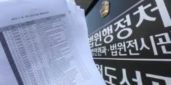 양승태 사법부, 예산 불투명 지적 받자 '특수활동비' 도입 검토