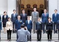 [사진] 대법관 14명 중 8명 문 대통령이 임명