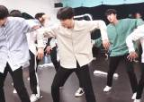 BTS Practiced With Full-Throated Voice Before They Are on the Stage