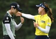 유소연-박성현 또 만났다, 2개 메이저 연속 한 조 우승 경쟁