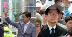 드루킹과 조폭으로…김경수ㆍ이재명의 '방패 부대' 갖춰졌다