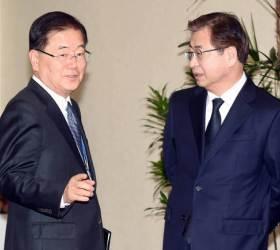 """""""서훈, <!HS>개성공단<!HE> 꺼내자···폼페이오는 불쾌해했다"""""""