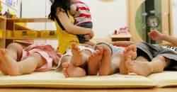 전업맘 자녀도 하루 7~8시간 어린이집 무료 이용...<!HS>박근혜<!HE>표 '맞춤형 보육' 2년만에 폐지