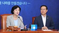 경기·인천서 <!HS>민주당<!HE> 지지율 10% 하락…이재명 논란 때문?