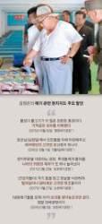 김정은의 유별난 '메기 사랑'이 왠지 불길한 이유