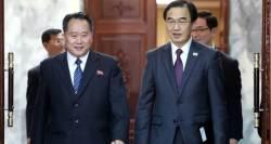 [속보] 남북고위급회담 南대표 조명균-北대표 이선권