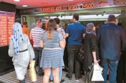 <!HS>트럼프<!HE> 펀치에 리라화 급락 … 터키발 신흥국 금융위기 오나