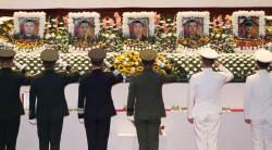 마린온 사고 유가족, 시민조의금 5000만원 <!HS>해병대<!HE>에 기부