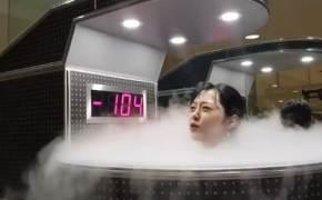 [라이프 스타일] 영하 140℃ 체험 '크라이오테라피' 정말 괜찮을까