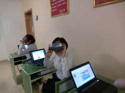 대북제재 받는 북, VR(가상체험) 있다? 없다?