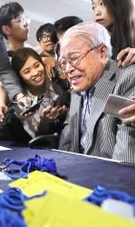 65년 그리움 … 금강산 가는 101세 할아버지