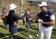 커피 350잔 준비한 열성… '골프 팬덤'이 반가운 이유