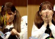 WATCH: OH MY GIRL's SEUNGHEE Creates a 'Jelly Disaster' at Fan Signing Event