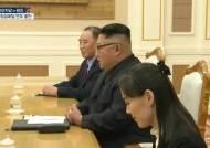 '北혁명 수뇌부' 노동당사서 첫 남북정상회담