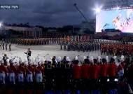 """군 복무 중인 옥택연, 국군의 날 기념행사 참여 """"남은 기간 최선 다할 것"""""""