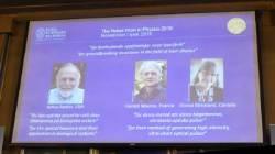 노벨상 수상자의 묘한 동영상 …과학계에 부는 성차별 논란