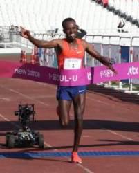 이변은 없었다…니게우 2시간8분11초 JTBC서울마라톤 우승