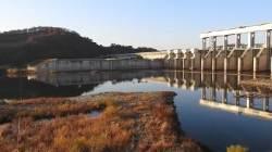 [르포]임진강 상류 군남댐 겨울철 부분 담수 꼭 해야만 하나?