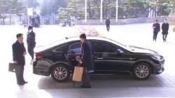"""전ㆍ현직 대법관 중 첫 포토라인 선 박병대 """"사심 없이 일했다"""""""