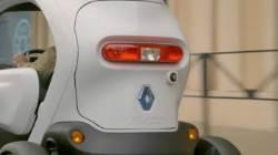 스페인서 만들던 르노 전기차 '트위지', 부산서 만든다