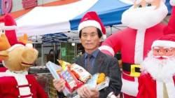 20년째 크리스마스 선물…장흥에는 '산타'가 산다
