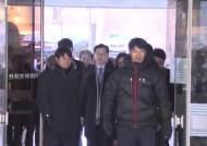 """""""노무현 마지막 비서인 내가 어떻게""""…20분간 억울함 호소한 김경수"""