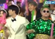 Life of the Party BTS JIN Brings Out the Idol in the Hidden in the Back For a Chance to Enjoy the Spotlight