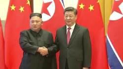 """김정은 방북 초청에 시진핑 """"쾌히 수락하고 계획 통보"""""""