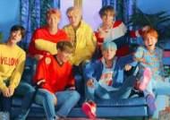 BTS DNA Now Reaches 600M Views!