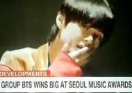 "BTS Featured on CNN for Their Recent Awards and Performances Along with Hit Title ""Singularity"""