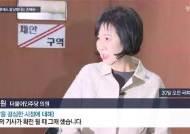 """""""지도부가 손혜원 들러리""""···홍영표 '회견 동행' 구설수"""