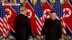 """트럼프 """"김정은과 매우 좋은 대화""""…회담 영상도 공개"""