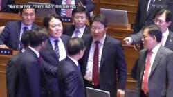 민주당, 나경원 윤리위 제소…한국당, 이해찬·홍영표 맞제소