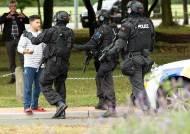 """뉴질랜드 """"이슬람사원 총격 테러로 49명 사망"""""""
