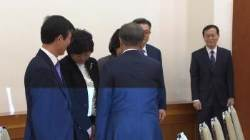 """[사진] 박영선·김연철 임명 강행 … 야당 """"불통의 결정판"""""""