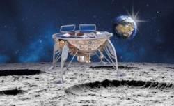 이스라엘 달 탐사선 베레시트, 달 착륙 실패