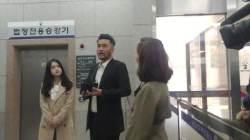'보복운전' 혐의 최민수 첫 재판 출석...블랙박스 압수수색 요청서 제출