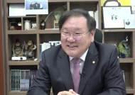 """[밀착마크] 김태년 """"민주당은 다 친문, 술 못하면 비주류"""""""