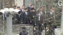 [속보] 김정은, 블라디보스토크 도착…내일 푸틴과 회담